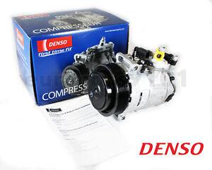 New! Porsche DENSO A/C Compressor and Clutch 471-1590 94812601103