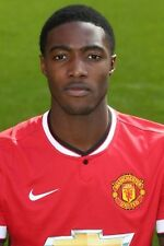 Football Photo>TYLER BLACKETT Man Utd 2014-15