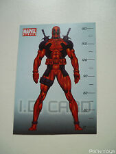 Sticker Marvel Heroes Ultimate Collection N°71 / Preziosi Collection 2008 NEW