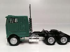 HO 1/87 Promotex # 25246 Dual Axle Peterbilt COE Semi Tractor - Green