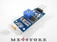 Licht light Sensor Modul LM393 D-out Dämmerungsschalter Fotowiderstand Arduino