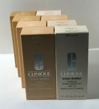 Clinique Even Better Makeup Foundation SPF 15 (Choose Your Shade) NIB Full Size