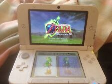 Nitendo 3DS XL with 2 games