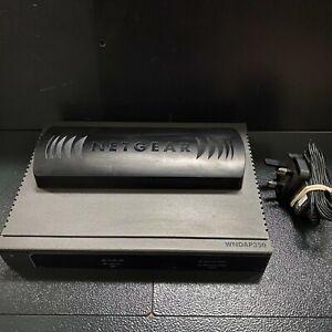 Netgear Prosafe WNDAP350 Wireless Access Point with PSU