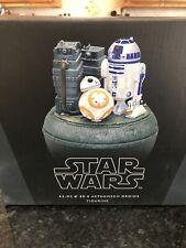 Disney Parks R2-D2 BB-8 Astromech Droids Figurine Star Wars The Force Awakens