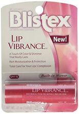 4 Pack - Blistex Lip Vibrance, Lip Protectant, SPF 15 0.13 oz Each