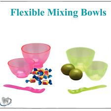 Dental Lab Flexible Impression Mixing Alginate Bowl 600cc Or 350cc Or Spatula