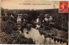 CPA  Pont-Scorff - Vallée du Scorff au Moulin du Leslé    (209858)