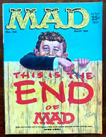 MAD MAGAZINE #46 - Fine Plus - Classic Early Mad! 1959