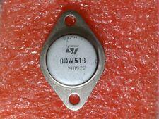 2 PCS ST MICRO BDW51B 80V 15A SILICON EPITAXIAL-BASE NPN POWER TRANSISTOR TO-3