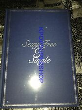 .Super Junior Vol. 6 - Sexy, Free & Single Type A Silver Version CD New Sealed