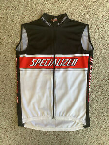 Vintage Specialized Sleeveless Cycling Jersey Small
