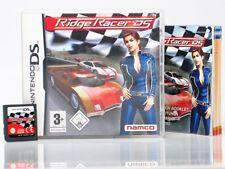 RIDGE RACER DS  - dt. Version -  +Nintendo Ds / Dsi / 3Ds / XL / 2Ds Spiel+ #1