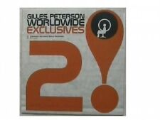 "Gilles Peterson Worldwide 2 10""  Jazzanova Outlines - A Matter Of Time"
