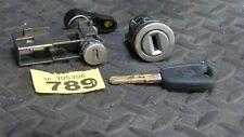 FIAT PANDA 2004-2010 ignition barrel tailgate tumbler & key
