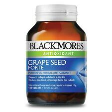 Blackmores Grape Seed Forte 120 Tablets Exclusive Size