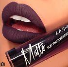 """1 x LA L.A.Girl Matte Pigment Gloss - """"BLACK CURRANT"""" Shade"""