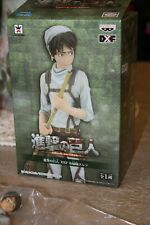 Anime Attack on Titan Eren Yeager Banpresto DXF Figure Cleaning Version