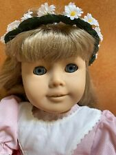 1986 Kirsten American Girl Doll Pleasant Company wiith Bed and outfits.
