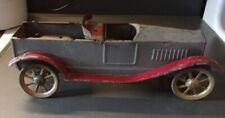 """Antique Friction Car Hill Climber Toy 12.5"""""""