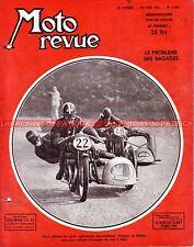Moto revue 1039 ercole frigerio eric oliver trailer fulgur vélosolex 1951