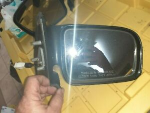 1998 MAZDA ORIGINAL  MPV RH Power Mirror 89-97