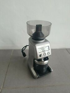 Breville Smart Coffee Grinder BCG800XL Stainless Steel  SEE DESCRIPTION