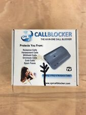 CPR Call Blocker Model 103 - The All-In-One Call Blocker