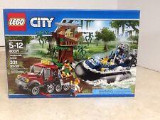Lego City Hovercraft Arrest 60071 RETIRED