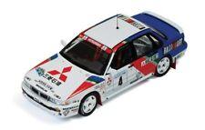 Mitsubishi Galant VR-4 #4 Swedish Rally Winner 1991 - 1:43 - IXO Models