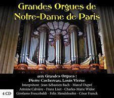 CD Grandes Orgues de Notre-Dame de Paris / Pierre Cochereau - Louis Vierne