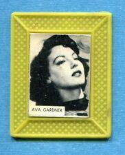 ATTORI MARTESANO POZZUOLO anni 50/60 - Figurina/Sticker - AVA GARDNER