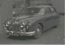 Jaguar 2.4 BBC Hulton Library Printed card