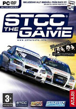 STCC The Game (PC CD Racing Simulator Game) Brand New, Includes Race 07 ** NEW *