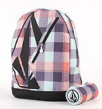 Volcom Stone Messaround Surf Spray Backpack Girls NEW Book Bag