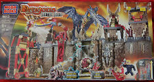Mega Bloks Dragons Ramparts of Ryousan Playset New Sealed