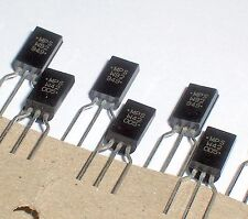 5pcs MPSW42 + 5pcs MPSW92 Complementary Transistor TO-92L ON -