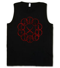 Mandarin Vintage Logo II Tank Top-Iron Tony Avengers sign on fortement 3 T-Shirt