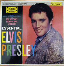 ESSENTIAL ELVIS PRESLEY ORIGINAL AND ALTERNATE VERSIONS FROM HIS FIRST MOVIES.
