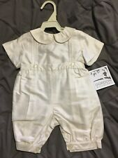 843c4da2a Boys  100% Silk Baby   Toddler Christening Clothing