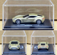 Aston Martin One-77 Champagne Gold Limited H0-01 1:87 Model Car Fronti-Art HO-09