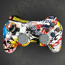 Sony Playstation PS3 Sixaxis Havoline Racing Graphic Wireless Controller