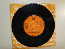 "DEUCE OF HEARTS:Closer Together-The Times They Are A-Changin'-U.K.7"" 66 CBS 2345"