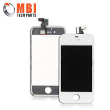 iPhone 4 4G Screen LCD and Touch Digitizer Glass White Replacement