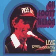 Heron, Gil Scott - Live Town & Country 1988 2CD NEU OVP