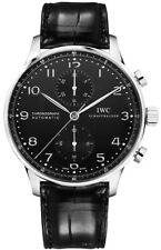 Brand New IWC Portugieser Chronograph Automatic Men's Watch IW371447