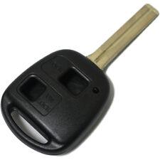Funkschlüssel Gehäuse Rohling 2 Tasten Ersatz für Toyota Yaris Corolla Avensis