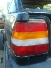 1985-1992 Saab 9000 Left Driver OEM tail light free Shipping