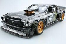 TOP MARQUES 1965 Hoonicorn Ford Mustang Ken Block #43 1:18*Brand New!-NICE!!