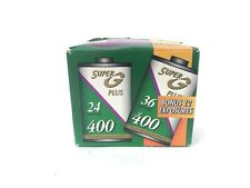 Vintage FUJIFILM  Super G Plus Film for Color Prints Expired: 10/98